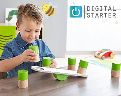Mit Digital Starter die Medienkompetenz fördern