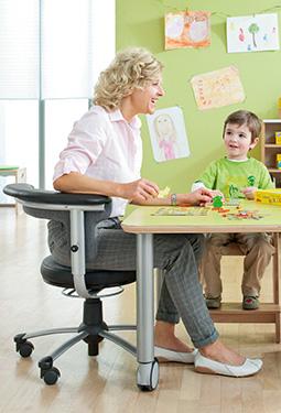 Erzieher- & Lehrerstühle