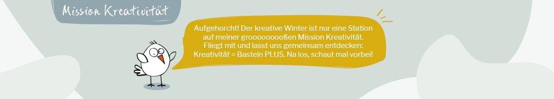 Mission Kreativität