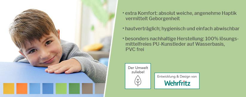 Wehrfritz neues Kunstleder Comfort