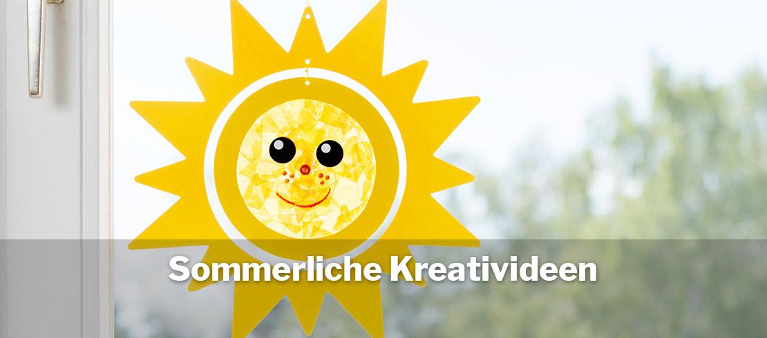 Sommerliche Kreativideen