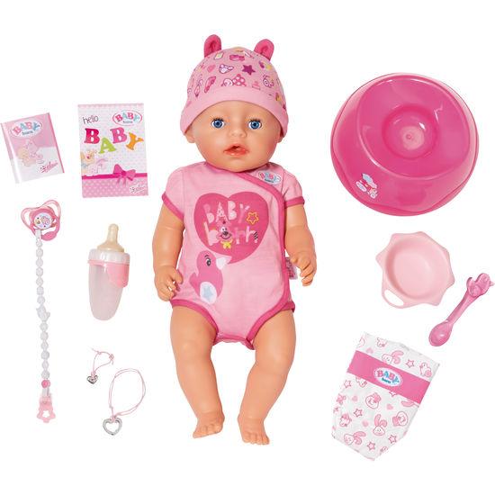 Baby Born Mädchen soft touch » Wehrfritz.at