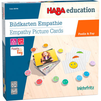Feelix & Fay – Empathy Picture Cards