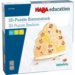 3D Puzzle Beehive