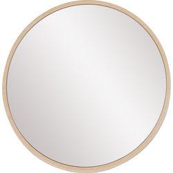 Building mirror, round