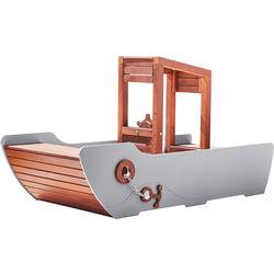 """""""Ahoy"""" Wooden Ship"""