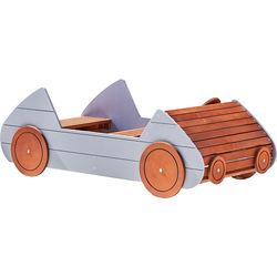Speedy Wooden Car