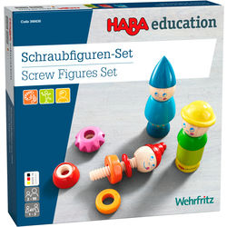 Screw Figures Set