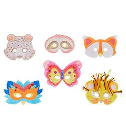 Power Animals Mask Set
